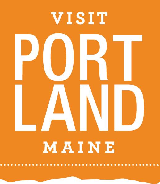Visit Portland Maine Logo