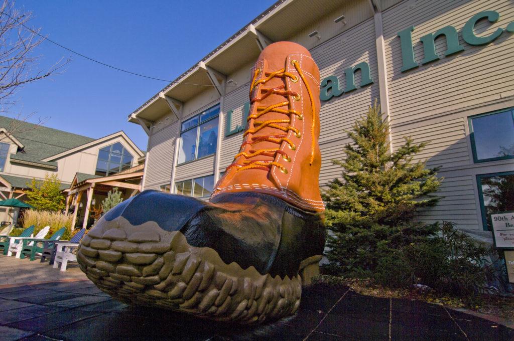 L.l.Bean Boot Freeport