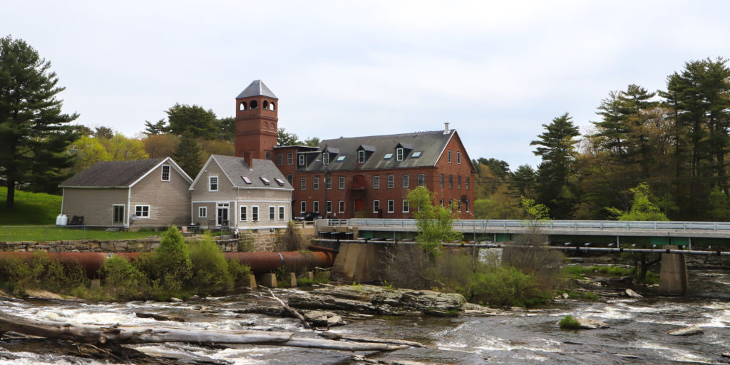 Yarmouth Downtown Mill, Photo by Amy Tolk