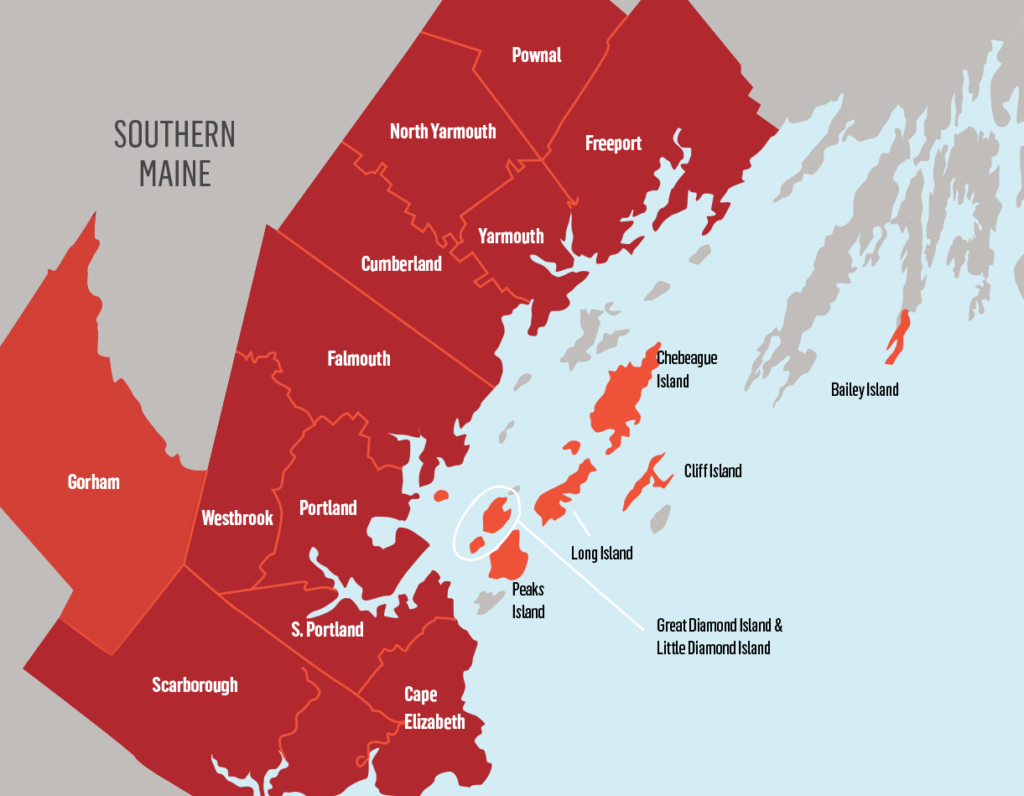 Greater Portland Maine