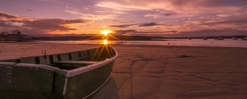 Sunrise Crescent Beach, Photo Credit: CFW Photography