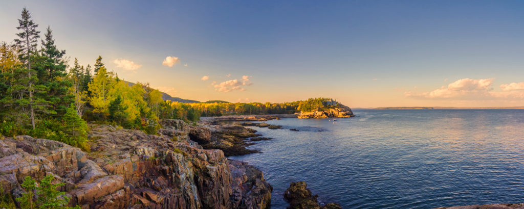 Acadia National Park, Photo Credit: Maine Office Tourism