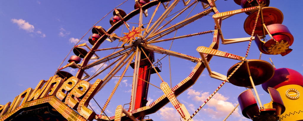 Old Orchard Beach Ferris Wheel, Photo Credit: Cynthia Farr Weinfeld
