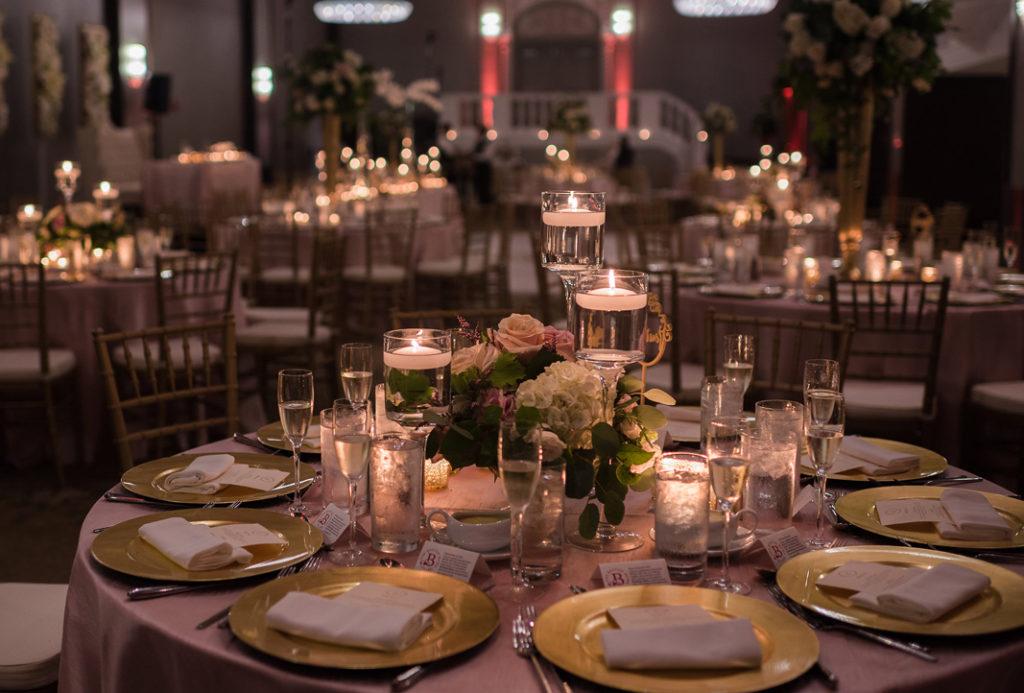 Westin ballroom Wedding, Photo Credit: Westin Portland Harborview Hotel