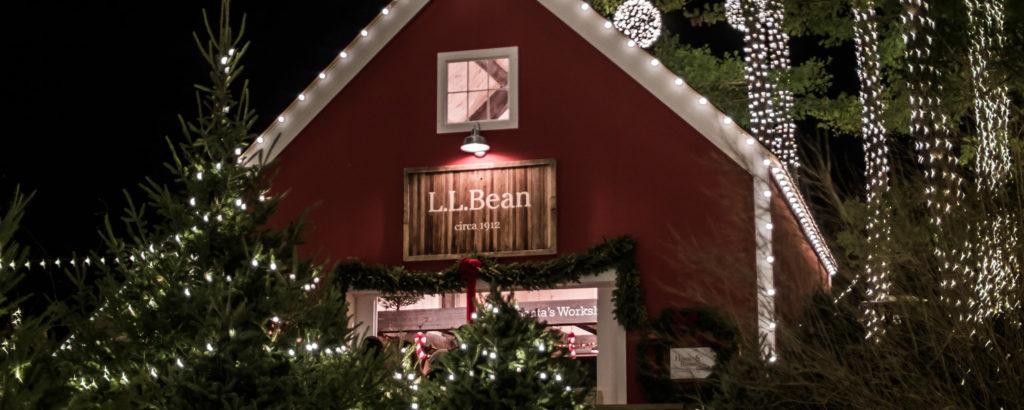 Northern Lights Santas Workshop, Photo Courtesy of Visit Freeport
