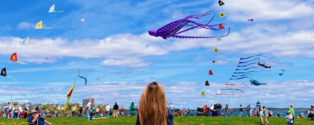 Bug Light Kite Festival, Photo Credit: Marissa Davis (@rissalovely on Instagram)