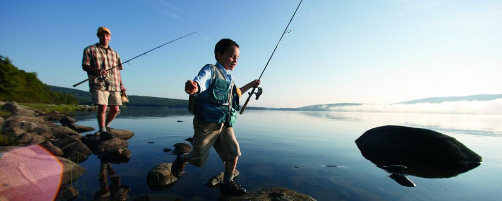 Lakewood Fishing