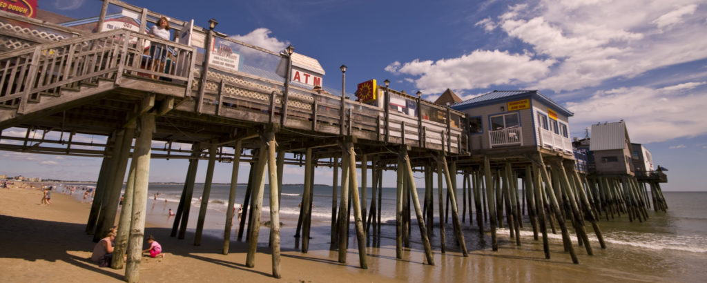Old Orchard Beach, CFW Photography