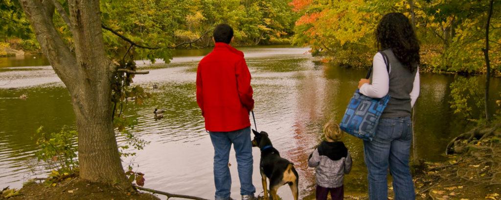 Family Walking Trail, Photo Credit: Cynthia Farr-Weinfeld