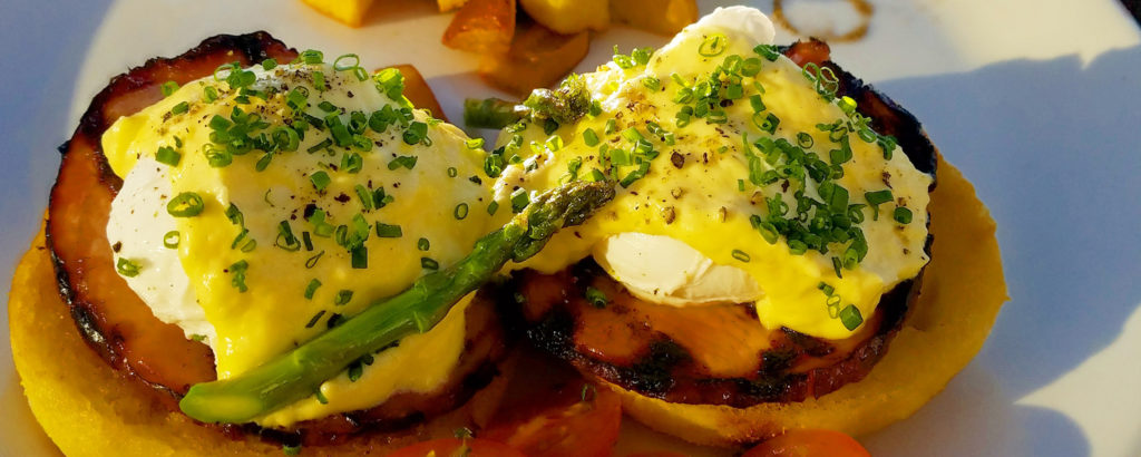 Eggs Benedict, Photo Credit: Vincent Errichetti