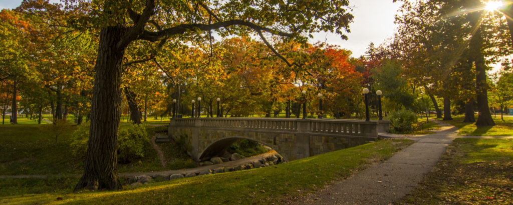Deering Oaks Park, Photo Credit: CFW Photography