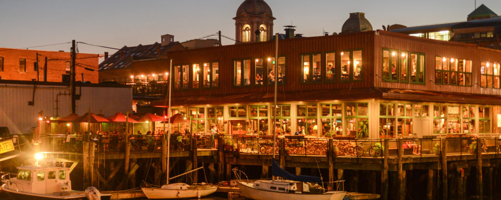 Late Night Dining on Waterfront, Photo Credit: Corey Templeton