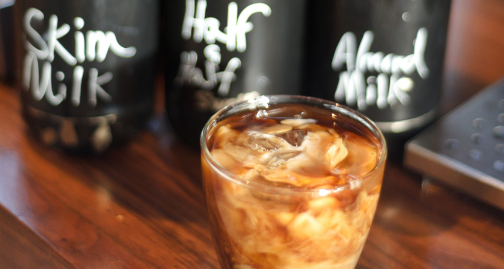 AC Iced Coffee, Photo Credit: Capshore Photography