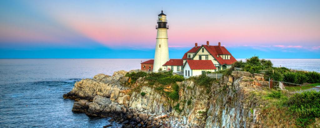 Maine's Portland Head Light, Portland Head Light. Photo Credit: Kim Seng