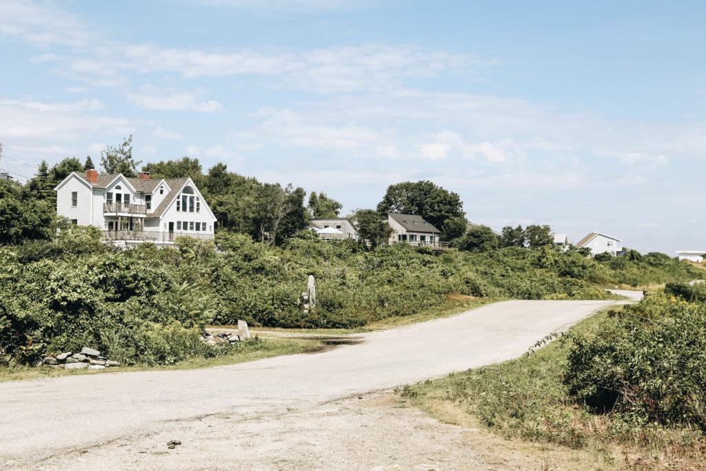 Road Leading to Peaks Island From Dock, Photo Courtesy of Bucketlist Journey / GLP Films