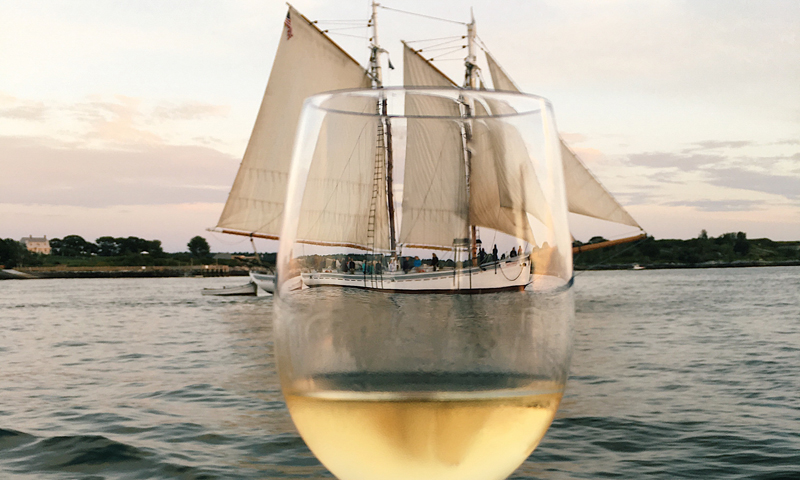 Wine Sail, Photo Courtesy of Wise Wise Events