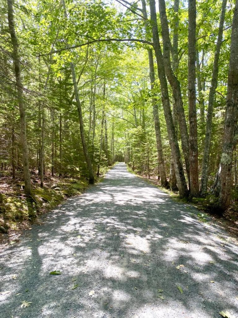 Acadia National Park, Carriage Trails, Photo by Visit Portland