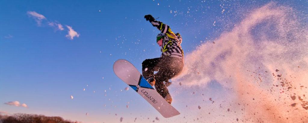 Winter Maine Sports Snowboarding, Photo Credit: CFW Photography