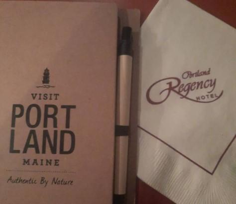 Regency and Visit Portland Welcome Package, Photo Credit: Daniel Seddiqui / Piece of Your City Tour