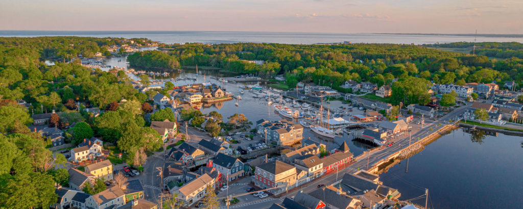 Dock Square Kennebunkport, Photography by Peter G. Morneau