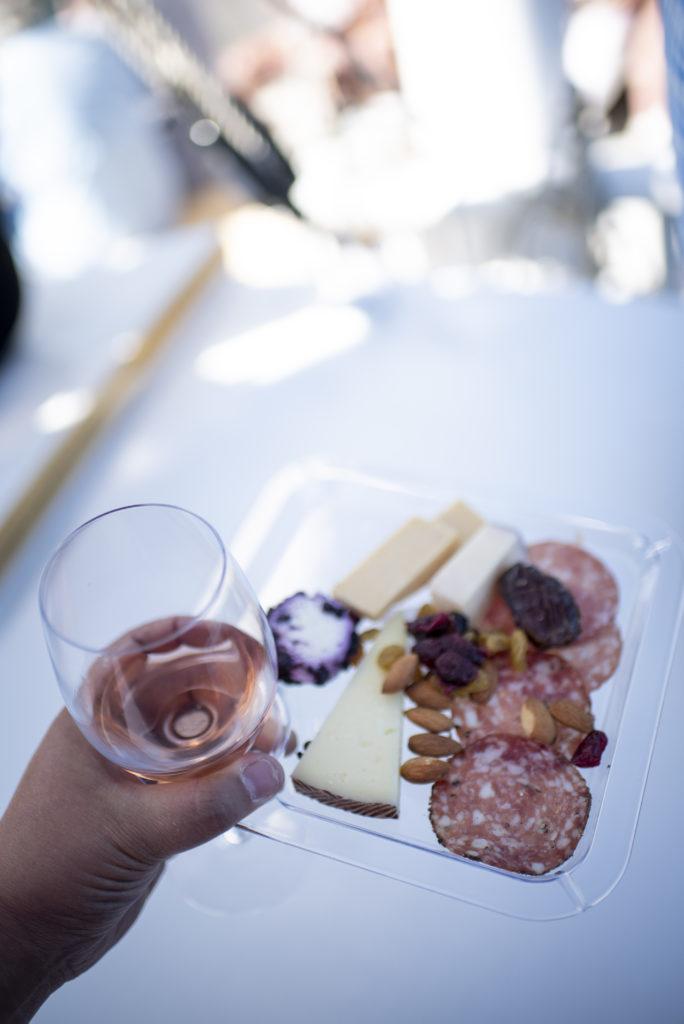 Portland Wine Week Appetizer, Photo Credit: Capshore Photography