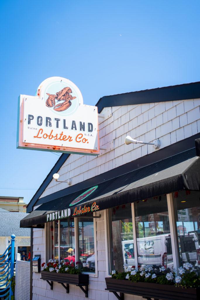 Portland Lobster Company, Photo Credit: Capshore Photography