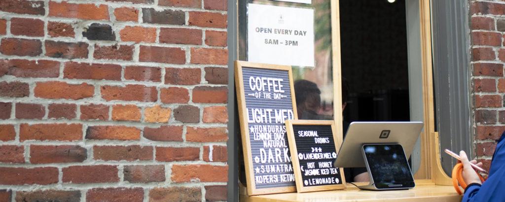 Local Coffee Shop. Photo Credit: Capshore Photography