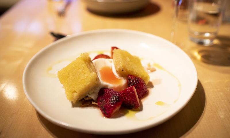 Dessert. Photo Credit: Capshore Photography