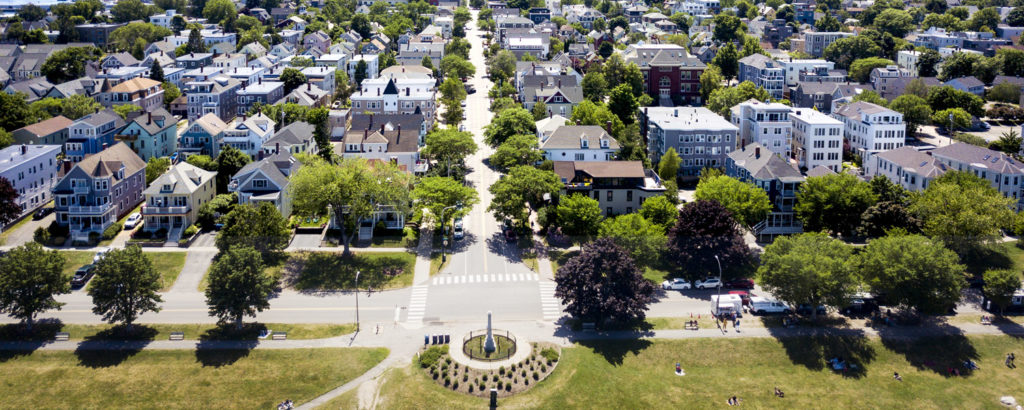 View of East End. Photo Credit: Capshore Photography