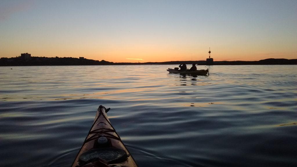 Sunset Kayak Tour - Photo Credit: Portland Paddle
